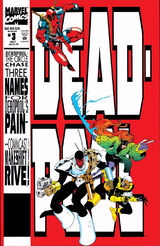 Deadpool: The Circle Chase Vol 1 3