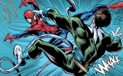 Doctor Octopus vs Spider-Man Ultimate Spider-Man Vol 1 20