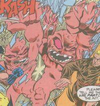 Fleshtones (Earth-616) from Marvel Comics Presents Vol 1 125 0001
