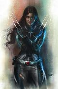 Generations Wolverine & All-New Wolverine Vol 1 1 KRS Comics Exclusive Variant B