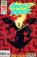 Ghost Rider Annual Vol 1 2