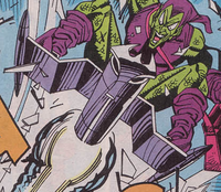 Goblin Glider from Spectacular Spider-Man Vol 1 200 001
