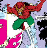 Gregory Russoff (Earth-616) from Fantastic Four Annual Vol 1 21 0001