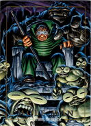 Harvey Elder (Earth-616) from Marvel Masterpieces Trading Cards 1992 0001