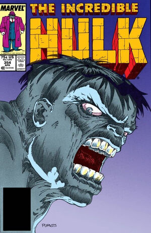 Incredible Hulk Vol 1 354