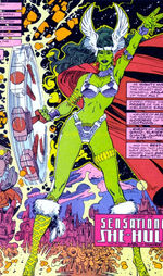 Jennifer Walters (Earth-Unknown) from Sensational She-Hulk Vol 1 50 0004