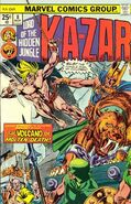 Ka-Zar Vol 2 8