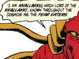 Kkallakku (Earth-616)