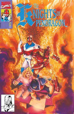 Knights of Pendragon Vol 1 12