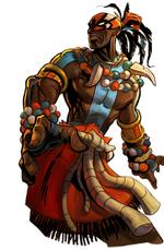 Kwaku Anansi (Earth-TRN535) 001