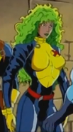 Lorna Dane (Earth-92131) from X-Men The Animated Series Season 3 15 0001