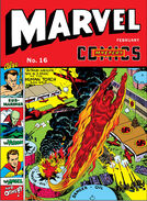 Marvel Mystery Comics Vol 1 16