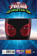 Marvel Universe Ultimate Spider-Man vs. the Sinister Six Vol 1 2