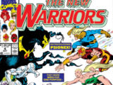 New Warriors Vol 1 4