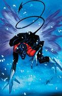 New X-Men Vol 2 44 Campbell Variant Textless
