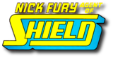 Nick Fury, Agent of S.H.I.E.L.D. (1989) logo