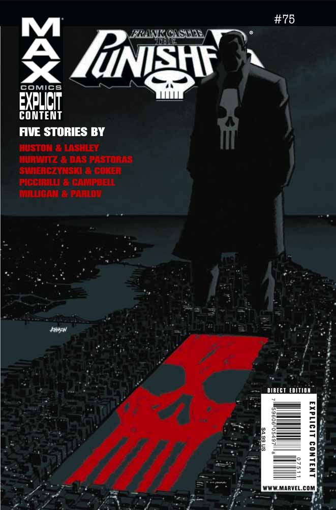 Punisher Frank Castle Max Vol 1 75