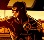 Scott Summers (Earth-81191) from Iron Age Alpha Vol 1 1 001