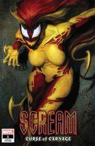 Scream Curse of Carnage Vol 1 1 Artgerm Variant