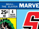 Skull, the Slayer Vol 1 4