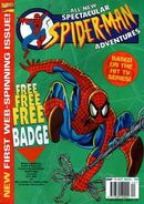 Spectacular Spider-Man (UK) Vol 1 1