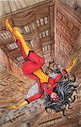 Spider-Woman Vol 5 1 Oum Variant Textless