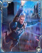 Steven Rogers (Earth-616) from Marvel War of Heroes 019
