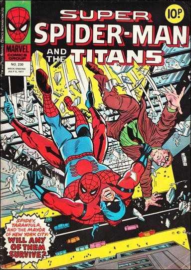 Super Spider-Man and the Titans Vol 1 230