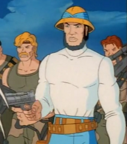 Ulysses Klaw (Earth-534834) from Fantastic Four (1994 animated series) Season 2 7 003