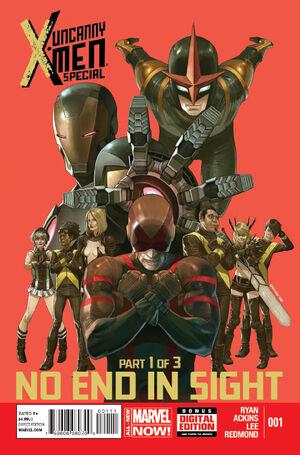 Uncanny X-Men Special Vol 1 1