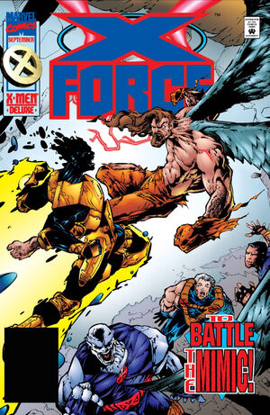 X-Force Vol 1 46