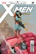 X-Men Gold Vol 2 29
