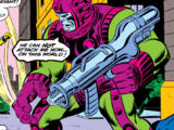 Zorr (Luphomoid) (Earth-616)
