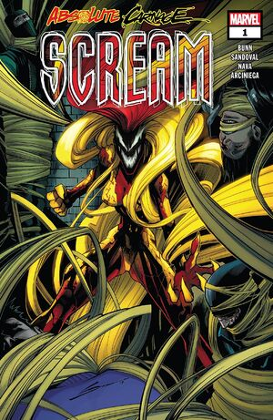 Absolute Carnage Scream Vol 1 1