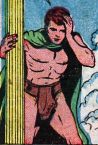 Adonis (Earth-616) from Venus Vol 1 14 0001