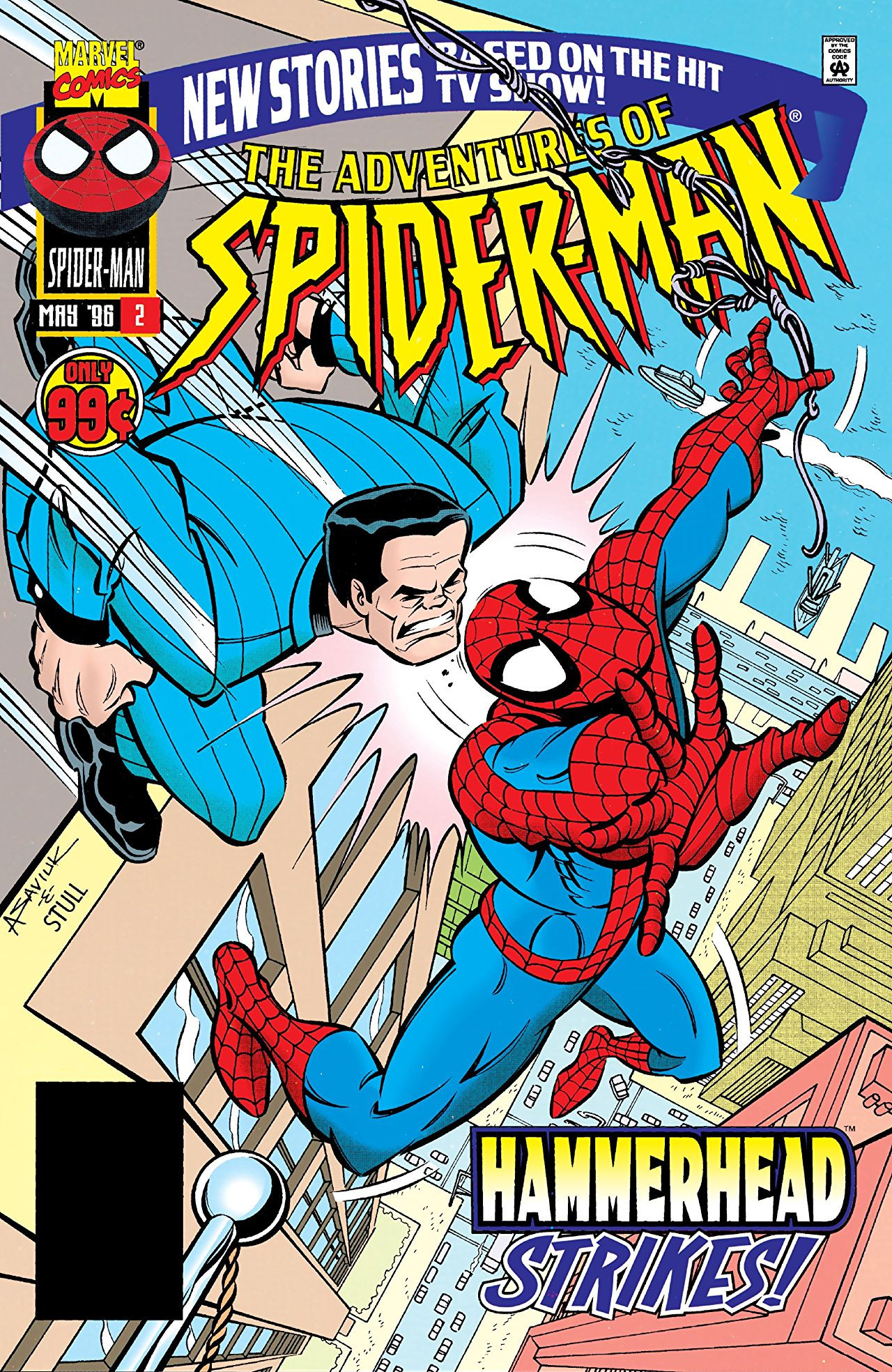 Adventures of Spider-Man Vol 1 2