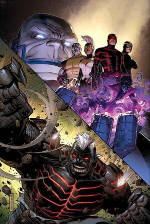 Avengers & X-Men AXIS Vol 1 4 Textless