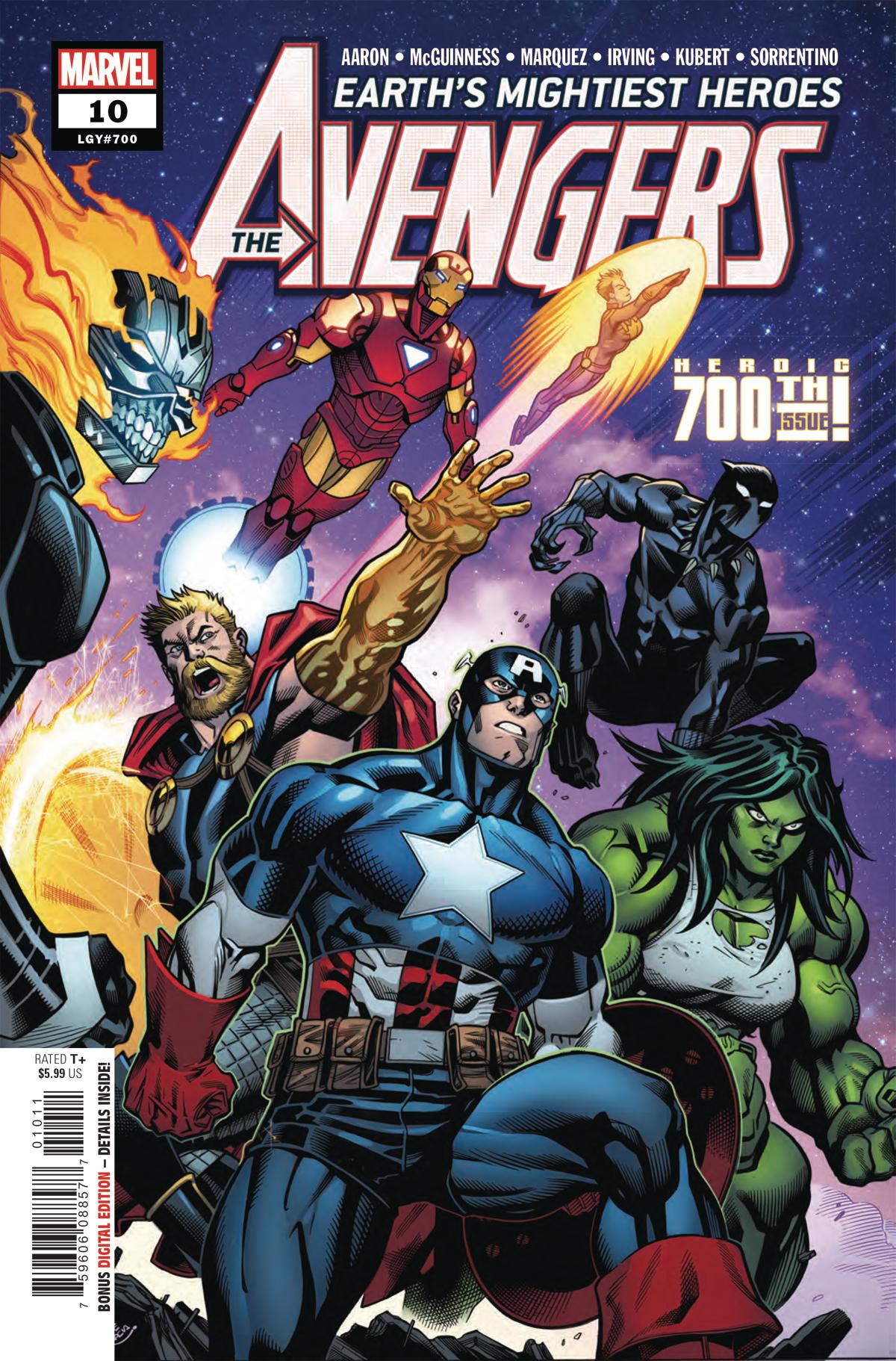 Avengers Vol 8 10 | Marvel Database | FANDOM powered by Wikia