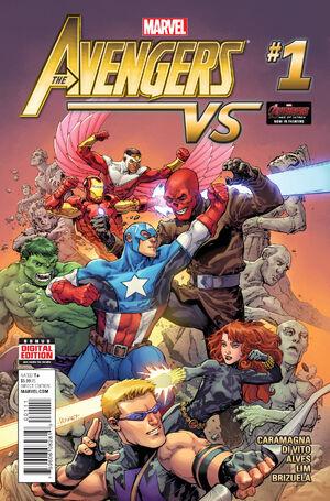 Avengers Vs. Vol 1 1