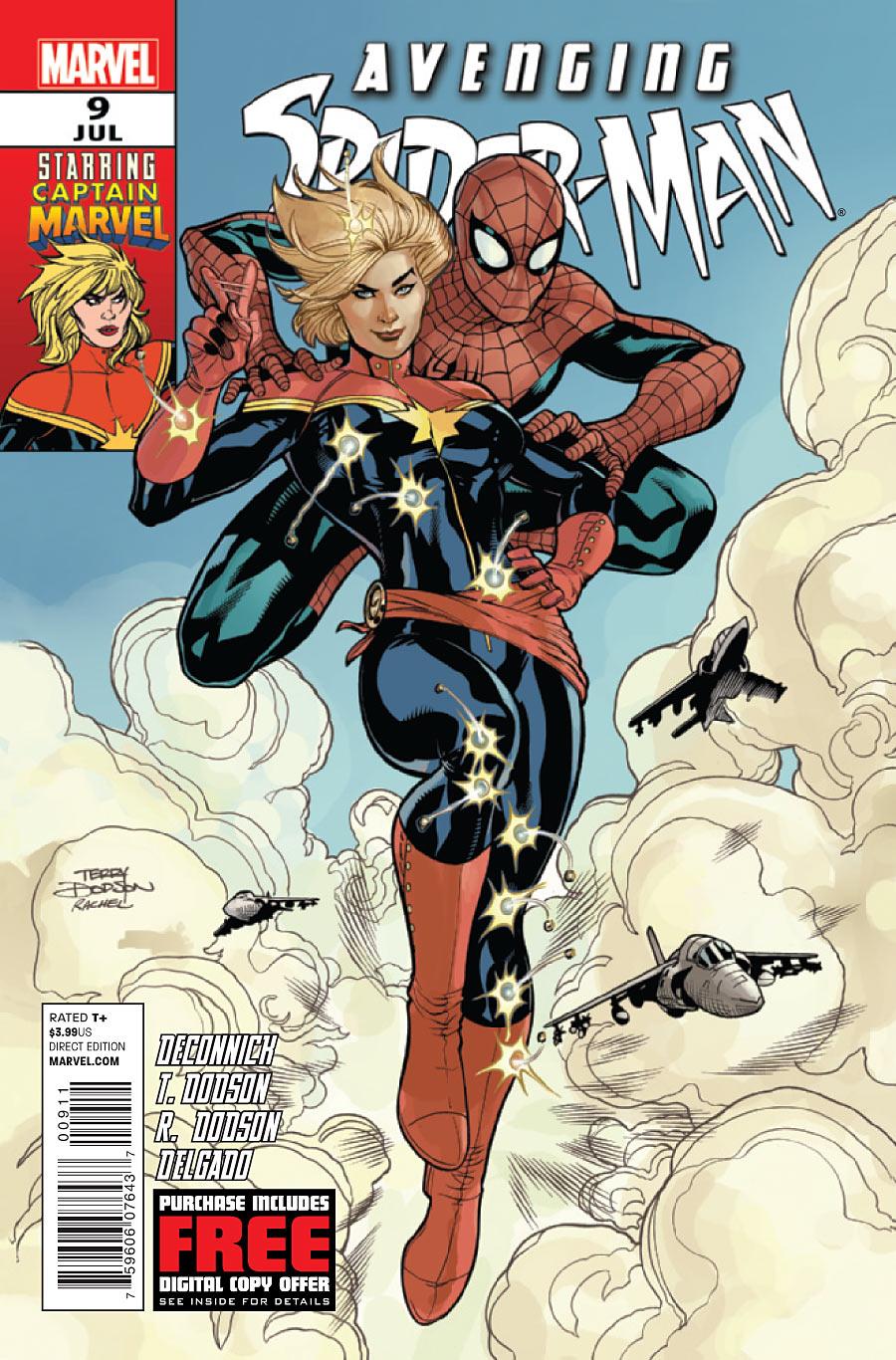 avenging spider-man 9 ile ilgili görsel sonucu