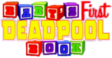 Baby's First Deadpool Book (1998) Logo