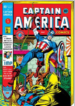 Captain America Comics Vol 1 14