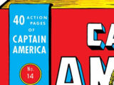 Captain America Comics Vol 1 14