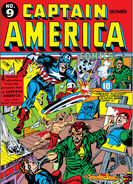 Captain America Comics Vol 1 9