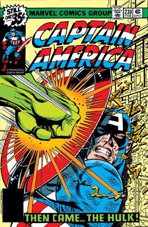 Captain America Vol 1 230