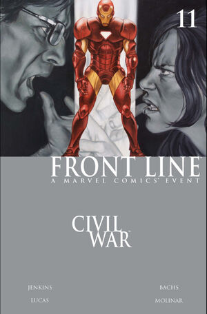 Civil War Front Line Vol 1 11