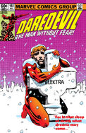 Daredevil Vol 1 182