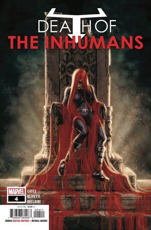 Death of Inhumans Vol 1 4