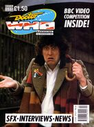 Doctor Who Magazine Vol 1 158
