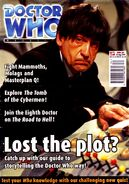 Doctor Who Magazine Vol 1 281